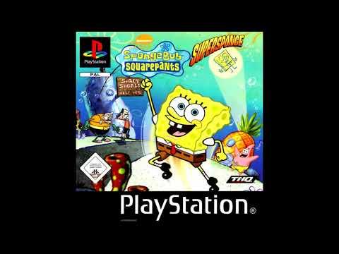 SpongeBob SquarePants SuperSponge - Cavernous Canyons & Acrid Air Pockets (8Bit Version)
