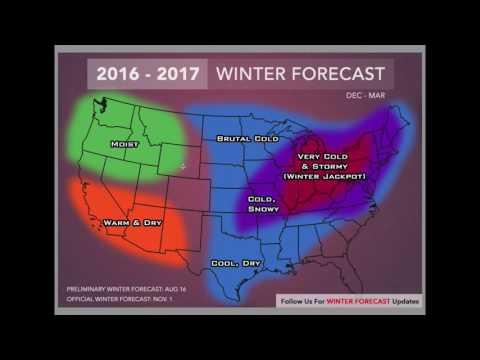 2016-2017 Winter Forecast Address