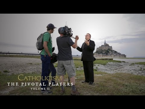 Filming on the Edge of the World