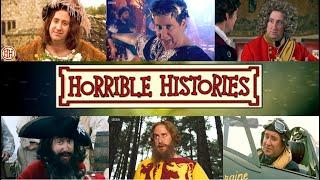 Horrible Histories | Best Of Jim Howick Songs | Best Of Songs Series | Series 1-5 Original Cast