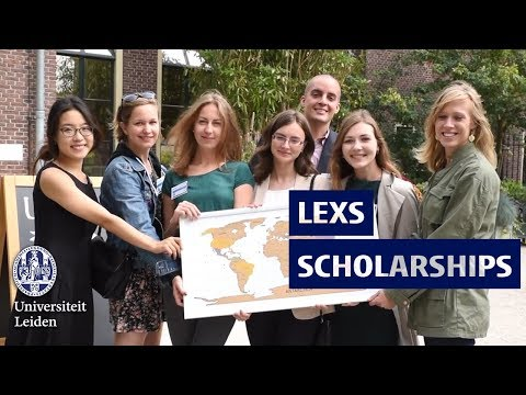LExS: study in Leiden with a scholarship!