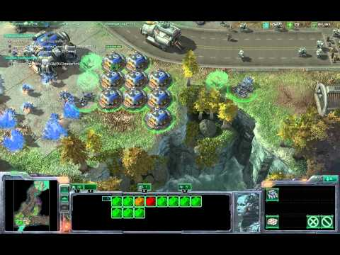 "Mission #4 ""The Evacuation"" - SC2 Brutal Walkthrough"