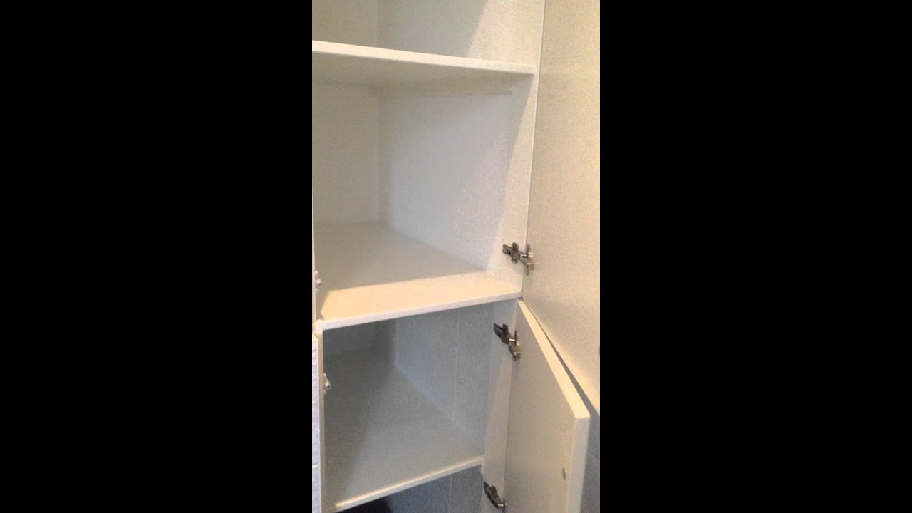 Push Open Doors Cabinet Maker