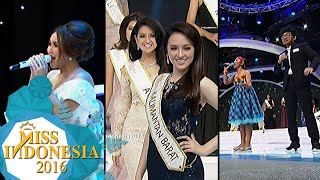 Kunto Aji - Ayu Ting Ting - Woro Mustiko 'Semusim' [Miss Indonesia 2016] [24 Feb 2016]