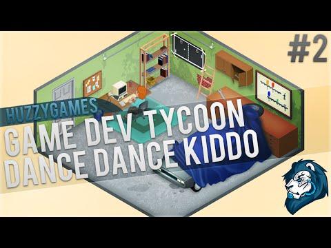 Game Dev Tycoon - Dance Dance Kiddo - #2