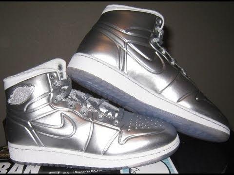 info for d070f 743be Air Jordan 1 (GS) Anodized Armor Metallic Silver White