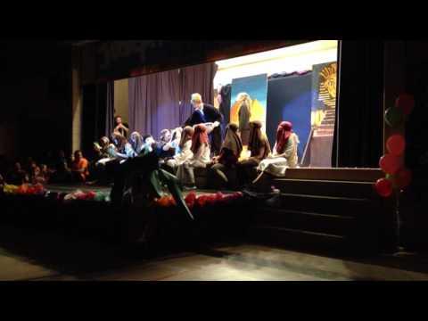 St.Angela School performance Joseph and the Amazing Technicolor Dreamcoat