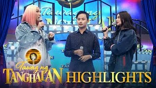 Tawag ng Tanghalan: Vice shares a story about a ghost in his house