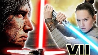 The Reason Rey Beat Kylo-Ren SO EASILY - Star Wars The Last Jedi Explained