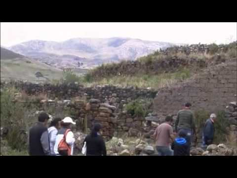 Pre-incan pyramid discovered in Peru