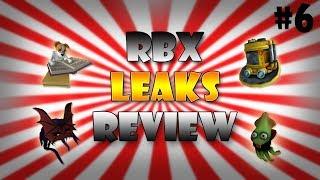 Roblox Leaks Semaine en revue #6