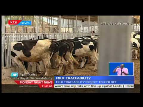 Monday Night News: Milk Trace-ability project allows both producers and consumers to trace back milk