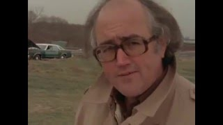 James Burke BBC Connections - Technology Traps Scene