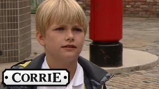 Max Gets Run Over - Coronation Street