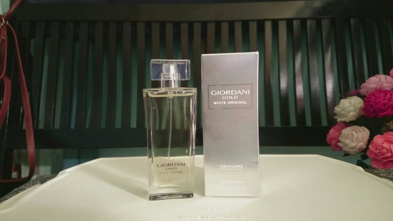 Oriflame Look Giordani Gold White Original Eau De Parfum 33137