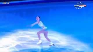 2011-12シーズンのEX「誓い~ジュピター」は、個人的にはロシア杯の演技...