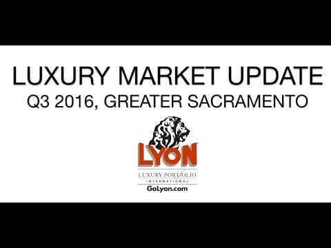 Lyon Real Estate Luxury Market Report - 3rd Quarter 2016