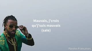 Lefa - Mauvais (Paroles)