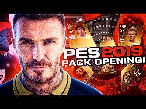 PES 19 PACK OPENING!