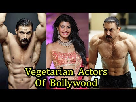 10 Pure Vegetarian Actors and Actress Of Bollywood You Don't Know