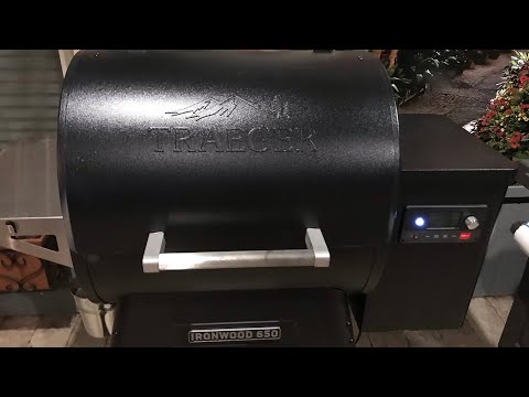 Traeger Ironwood 650 Review
