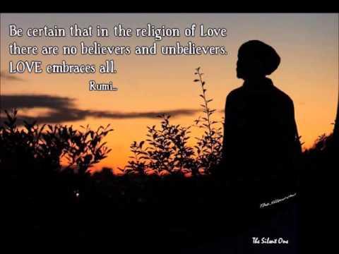 Rumi on love