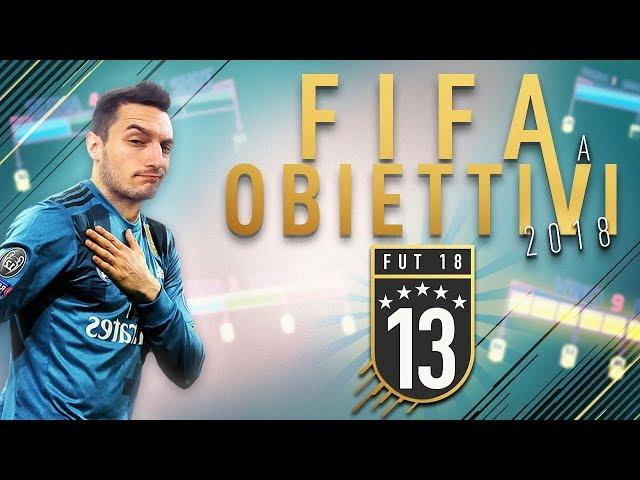 FIFA 18 A OBIETTIVI - EPISODIO 13 | CRISTIANO RONALDO SUPER-SQUAD!