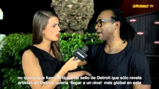 Interview Stacey Pullen @ AmnesiaTV 2014