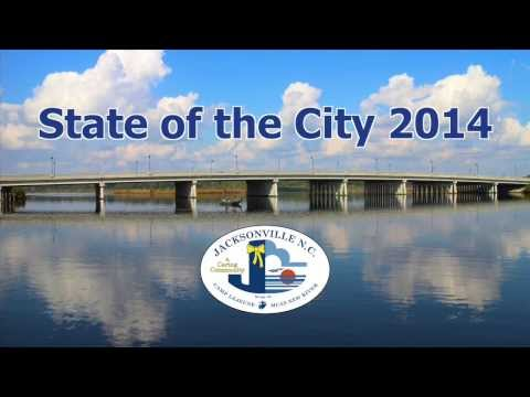 State of the City 2014 - Jacksonville, NC