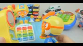 Pororo & Little bus Tayo Phone car toys and more - Toy Pudding