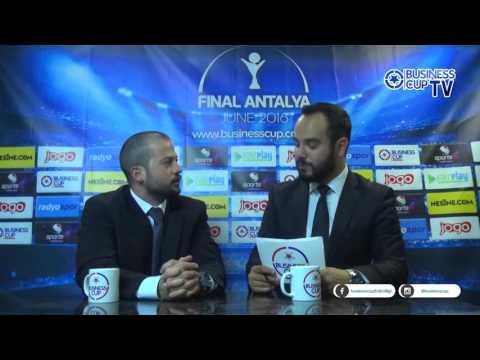 Yarı Final 51. Dakika Ankara Business Cup 2015