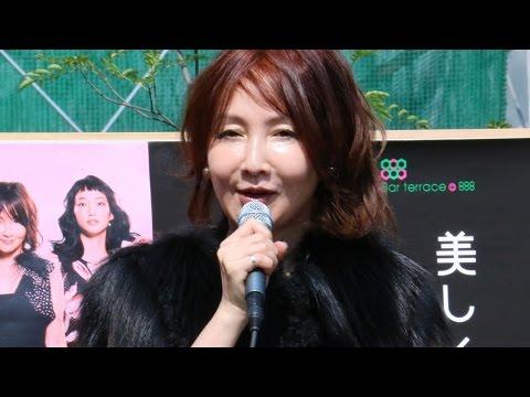 YOU、突然の雷にびっくり!乙女な一面のぞかせる?舞台「『祝女~shukujo~』season2」会見 #Shukujo #Press conference