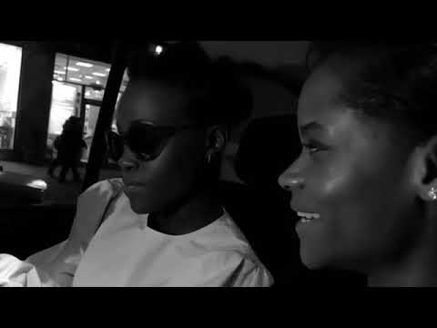 Lupita Nyong'o and Letitia Wright freestyle rap on their way to the Black Panther premiere streaming vf