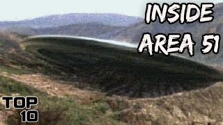 Top 10 Scary Things The Government Could Be Hiding In Area 51