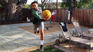 Save The Ball Basketball Challenge! *NEW GAME ALERT*