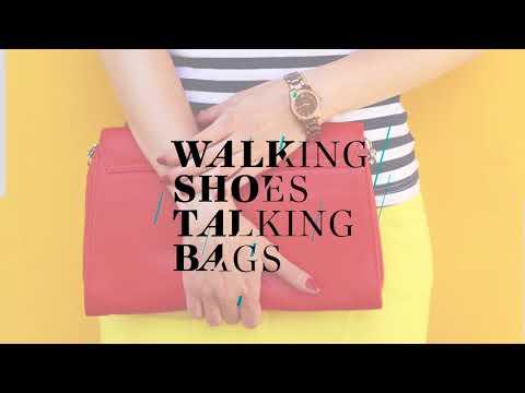 Walking Shoes Talking Bags - Teaser
