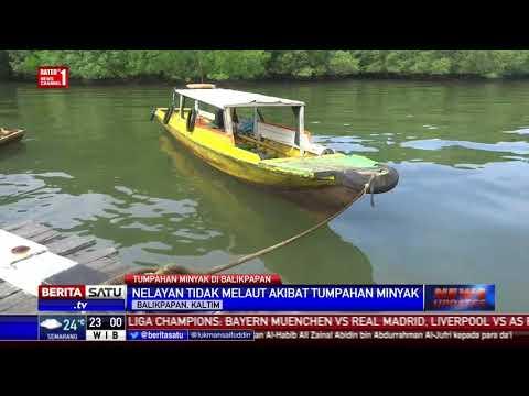 Ratusan Nelayan Belum Kembali Melaut di Teluk Balikpapan