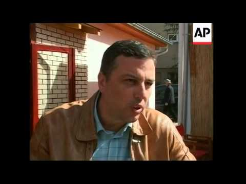 Reaction in Kosovo to political situation in Serbia