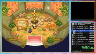 Pokémon Mystery Dungeon: Explorers of Darkness speedrun in 5:48:30 RTA [WR]