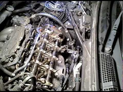 2004 honda civic valve adjustment