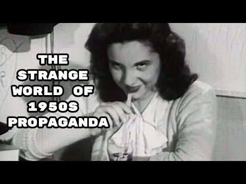 The Strange World of 1950s Propaganda | Video Essay