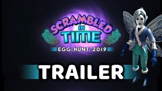 Roblox Egg Hunt 2019: Scrambled In Time (Trailer)
