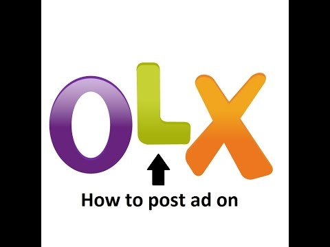 How to post ad on olx step by step