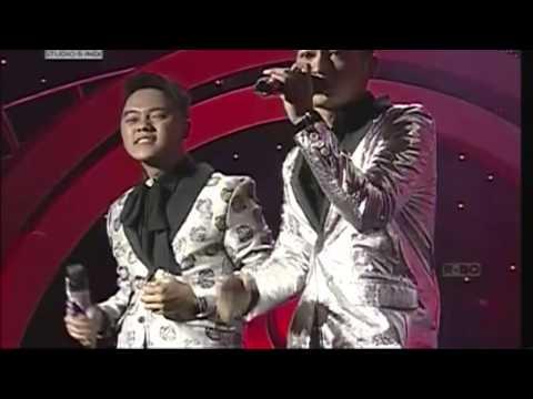 Duet Irwan Sumenep Dan Danang Banyuwangi Final 4 Besar Dangdut Academy 2015