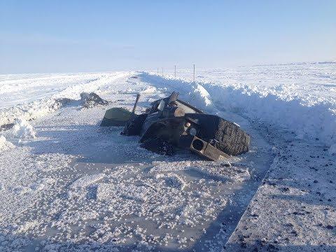 Смотреть Север ошибок не прощает на что способна русская техника great roads North of Russia онлайн