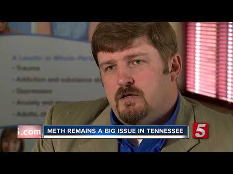 Meth Remains A Big Problem In Tennessee