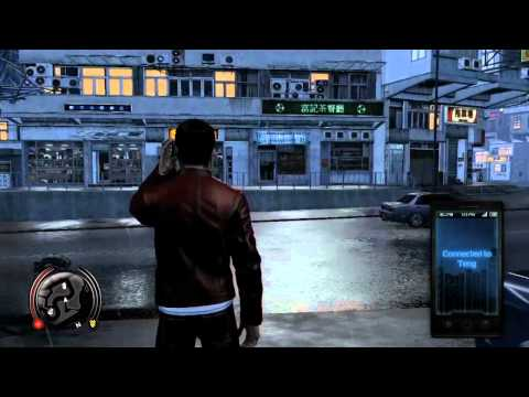 Sleeping Dogs - Walkthrough Part 2 Gameplay open world devel
