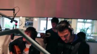 Stereoface - Distress live @FM4 Morningshow