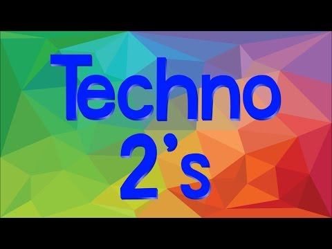 Techno 2s  Count to 120  2s  Learn to Count  Counting Song  Jack Hartmann