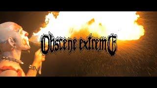 OBSCENE EXTREME 2018